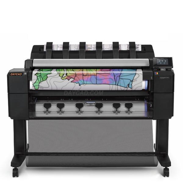 Daycad U00ae  U2013 Hp Designjet T2530 Postscript Printer 36 U0026quot  L2y26a