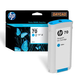 C9452A HP 70 Cyan Ink Cartridge