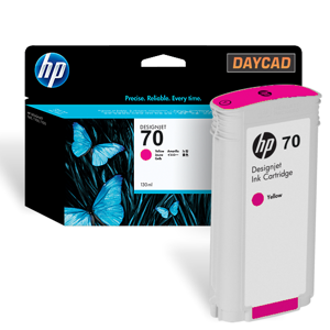 C9453A HP 70 Magenta Ink Cartridge