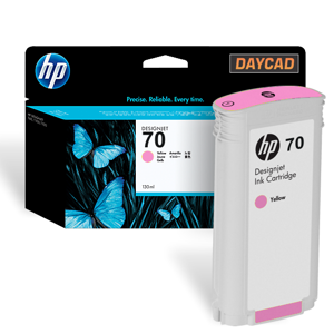 C9455A HP 70 Light Magenta Ink Cartridge