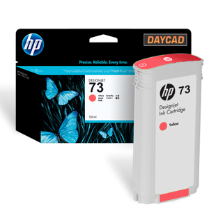 CD951A HP 73 Chromatic Red Ink Cartridge