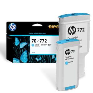 HP 70 772 Light Cyan Ink Cartridge