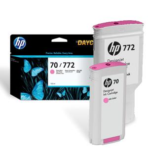 HP 70 772 Light Magenta Ink Cartridge