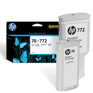 HP 70 772 light gray