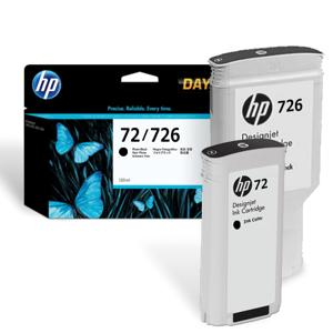 HP 72 726 Matte Black