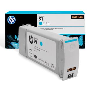 HP 91 775-ml Pigment Cyan Ink Cartridge C9467A
