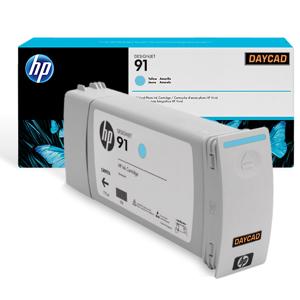 HP 91 775-ml Pigment Light Cyan Ink Cartridge C9470A