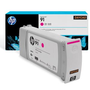 HP 91 775-ml Pigment Magenta Ink Cartridge C9468A