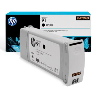 HP 91 775-ml Pigment Matte Black Ink Cartridge C9464A
