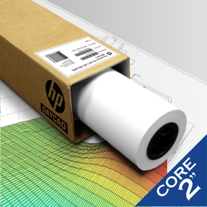 1 roll HP Heavyweight Coated Paper