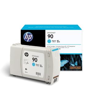 C5061A HP 90 Cyan Ink Cartridge