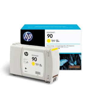 C5065A HP 90 Yellow Ink Cartridge