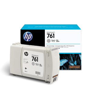 CM995A HP 761 400-ml Gray Designjet Ink Cartridge