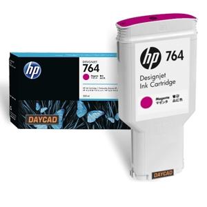 HP 764 300-ml Magenta DesignJet Ink Cartridge (C1Q14A)