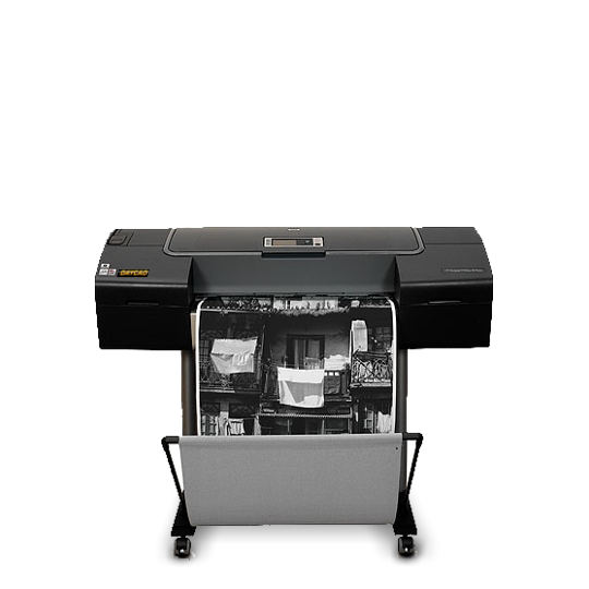 Daycad U00ae  U2013 Hp Designjet Z3200 Photo Printers Q6720b