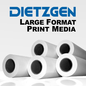Dietzgen Banner and Sign Material