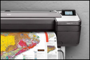Technical Printers